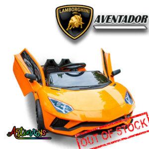 12-v-lamborghini-aventador-kids-ride-on-car-orange-9