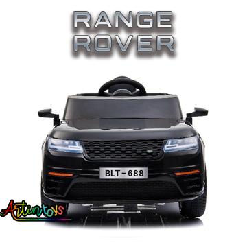12 v Range Rover kids electric ride on car black