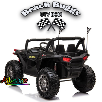 24 v 400 w Beach Buggy UTV BOM kids electric car black