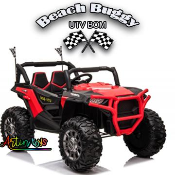 24 v 400 w Beach Buggy UTV BOM kids electric car red
