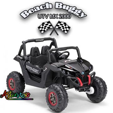 24 v 400 w Beach Buggy UTV MX kids electric car black