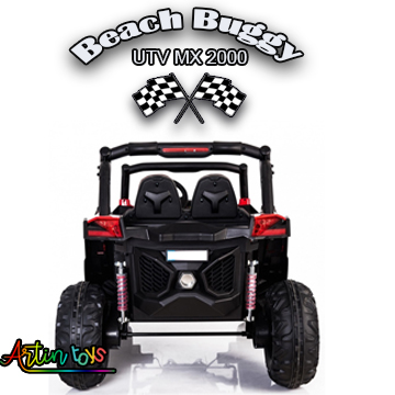 24 v 400 w Beach Buggy UTV MX kids ride on car pink