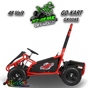48-v-1000-w-kids-electric-race-go-kart-red-9