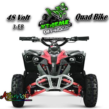 48-v-1060-w-atv-kids-ride-on-quad-bike-red-1