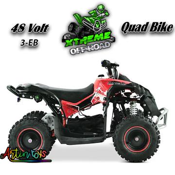 48-v-1060-w-atv-kids-ride-on-quad-bike-red-4