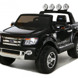 Black Ford Ranger Kids Ride Ons Car