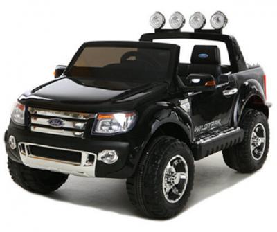Black Ford Ranger Kids Ride Ons Car