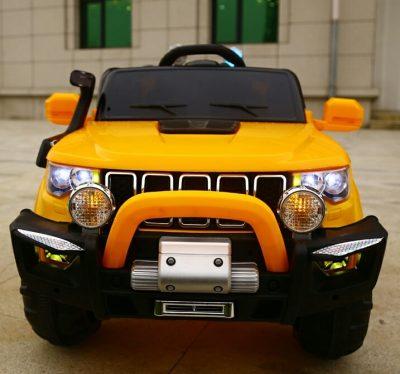 1-Jeep 4WD UTE-fi