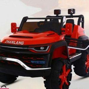 1-Red Big Jeep-fi