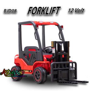 12-v-110-w-forklift-kids-electric-car-red-5