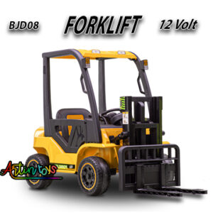 12-v-110-w-forklift-kids-electric-car-yellow-5