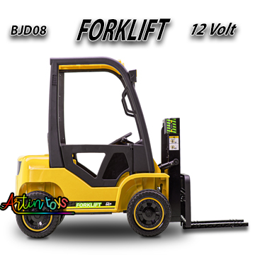 12-v-110-w-forklift-kids-electric-car-yellow-7