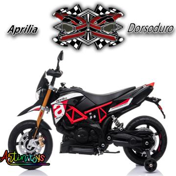 12-v-aprilia-dorsoduro-kids-electric-bike-black-2