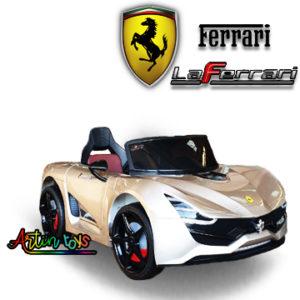 12-v-ferrari-la-ferrari-kids-car-champagne-gold-6