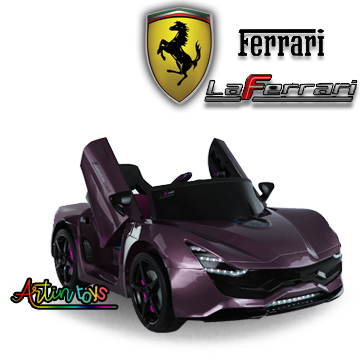 12-v-ferrari-la-ferrari-ride-on-car-rose-purple-8