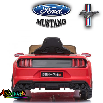 12-v-ford-mustang-gt-replica-kids-electric-battery-car-red-10