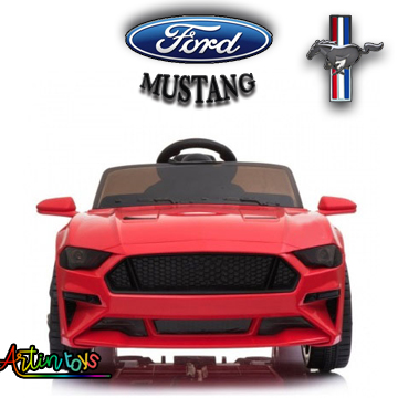 12-v-ford-mustang-gt-replica-kids-electric-battery-car-red-6