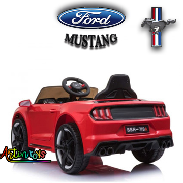 12-v-ford-mustang-gt-replica-kids-electric-battery-car-red-9