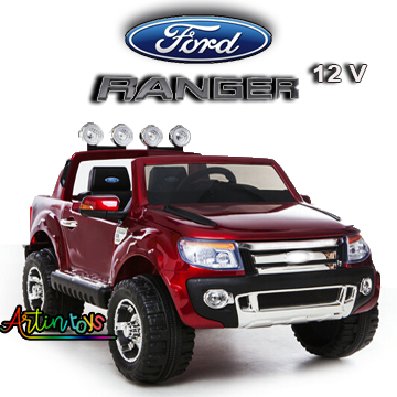 12-v-ford-ranger-kids-electric-ride-on-car-red-2