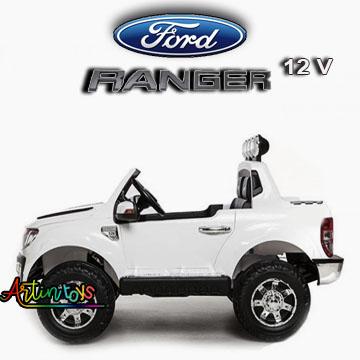 12-v-ford-ranger-kids-electric-ride-on-car-white-2