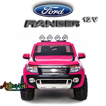 12-v-ford-ranger-kids-electric-toy-car-pink-1