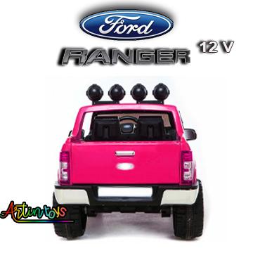 12-v-ford-ranger-kids-electric-toy-car-pink-3