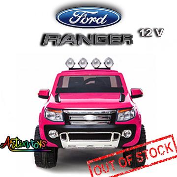 12-v-ford-ranger-kids-electric-toy-car-pink-4