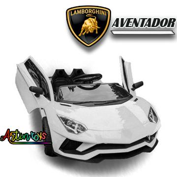 12-v-lamborghini-aventador-kids-car-white-1