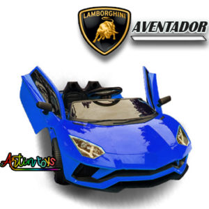 12-v-lamborghini-aventador-kids-ride-on-car-blue-2
