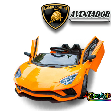 12-v-lamborghini-aventador-kids-ride-on-car-orange-6