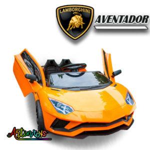 12-v-lamborghini-aventador-kids-ride-on-car-orange-7