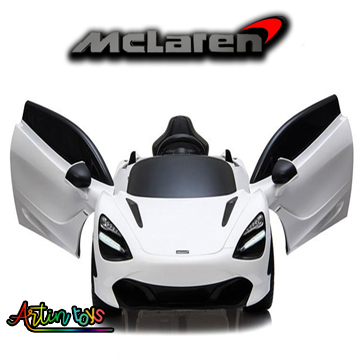 12-v-licensed-mclaren-720s-kids-ride-on-toy-car-white-6