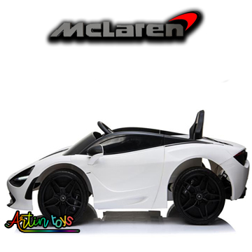 12-v-licensed-mclaren-720s-kids-ride-on-toy-car-white-8