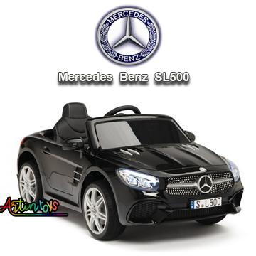 12-v-licensed-mercedes-benz-sl500-kids-auto-car-black-6