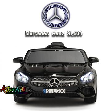 12-v-licensed-mercedes-benz-sl500-kids-auto-car-black-8