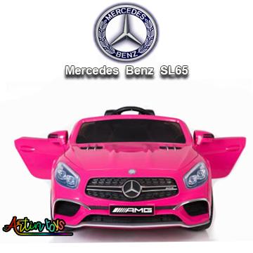 12-v-licensed-mercedes-sl65-ride-on-toy-car-pink-1