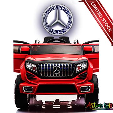 12-v-mercedes-benz-land-cruiser-car-for-kids-red-9