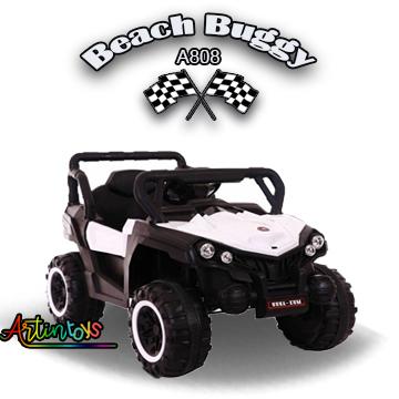 12-v-polaris-beach-buggy-kids-ride-on-buggy-white-16