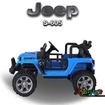 12v-jeep-s-605-kids-ride-on-car-blue-2