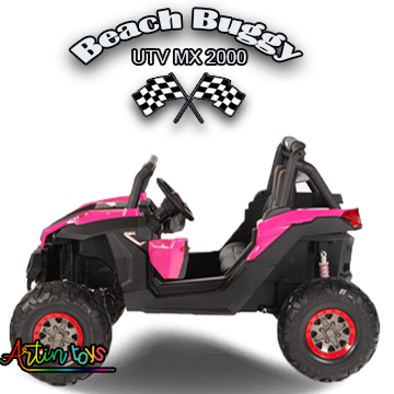 24-v-400-w-beach-buggy-utv-mx-kids-ride-on-car-pink-10