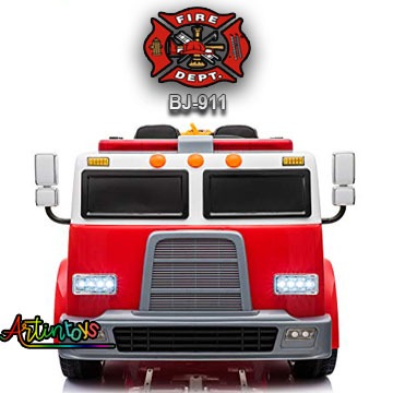 24-v-fire-truck-bj-911-kids-ride-on-car-red-1