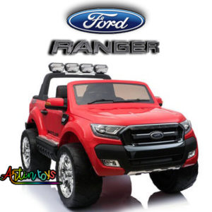 24-v-licensed-ford-ranger-4wd-kids-car-red-wine-9