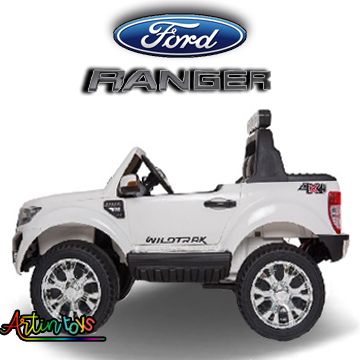 24-v-licensed-ford-ranger-4wd-kids-ride-on-car-white-9