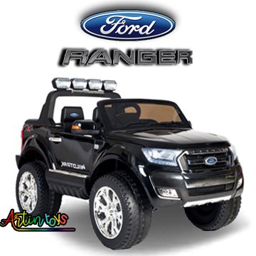 24-v-licensed-ford-ranger-4×4-suv-ride-on-car-black-7