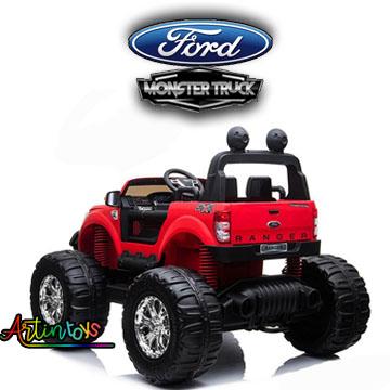 24-v-licensed-ford-ranger-monster-truck-for-kids-red-9