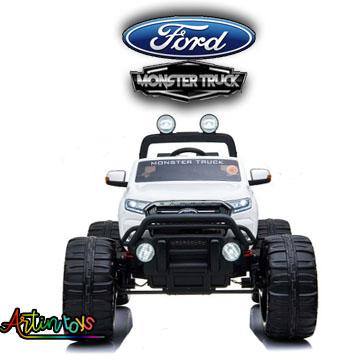 24-v-licensed-ford-ranger-monster-truck-for-kids-white-13