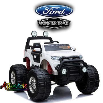 24-v-licensed-ford-ranger-monster-truck-for-kids-white-14