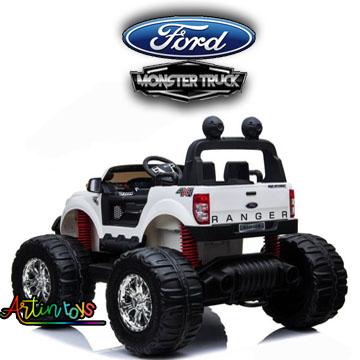 24-v-licensed-ford-ranger-monster-truck-for-kids-white-16
