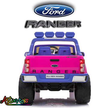 24-v-licensed-ford-ranger-wildtrak-4×4-suv-pink-11