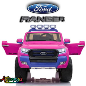 24-v-licensed-ford-ranger-wildtrak-4×4-suv-pink-7